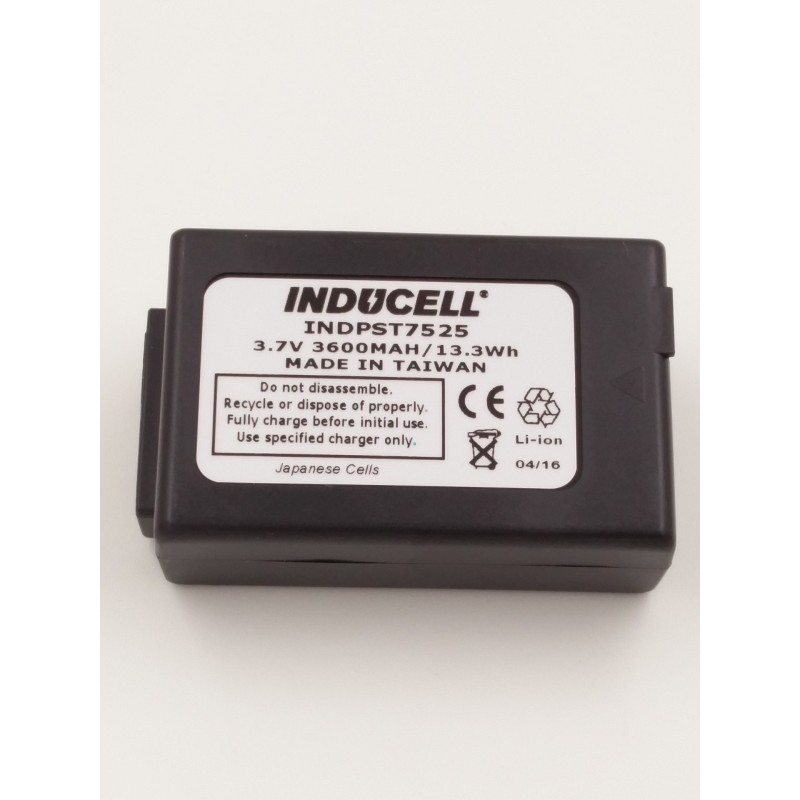Batterie INDUCELL pour Psion. Type 7525