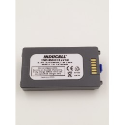 Accu INDUCELL pour MC3100 2740mAh