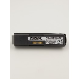Accu INDUCELL pour WT4000 2500mAh
