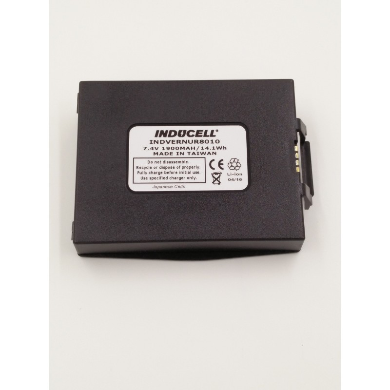 Accu INDUCELL pour Nurit 8010