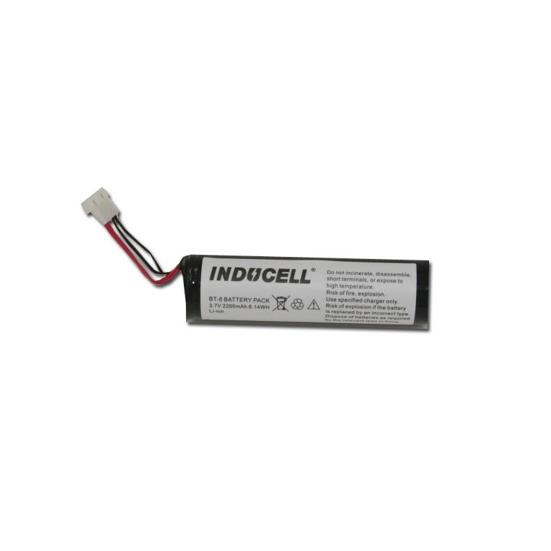 Batterie rechargeable INDUCELL CGR18650CG pour Datalogic Gryphon - Datalogic