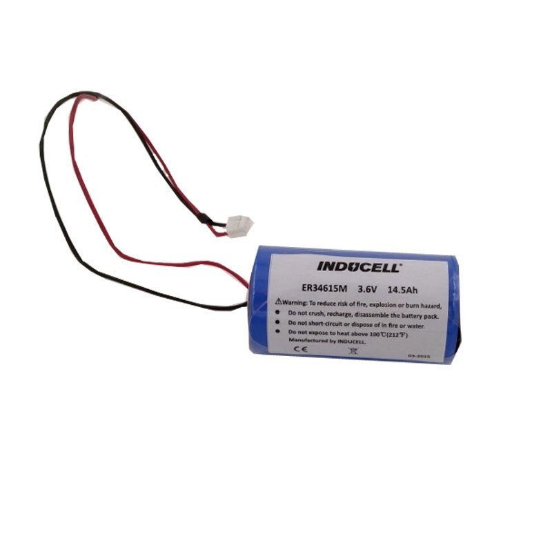 Pile Lithium ER34615M-T1 - Inducell