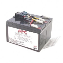 Apc replacement battery cartridge 48 batterie onduleur - Batterie VLRA et APC