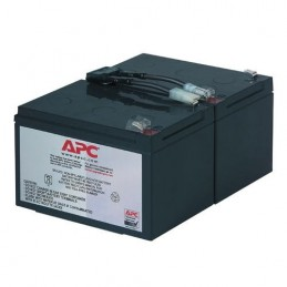 Apc replacement batterie cartridge onduleur 6 - Batterie VLRA et APC