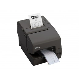 Imprimante reconditionnée Epson TM-H6000IV tickets chèques - Imprimantes