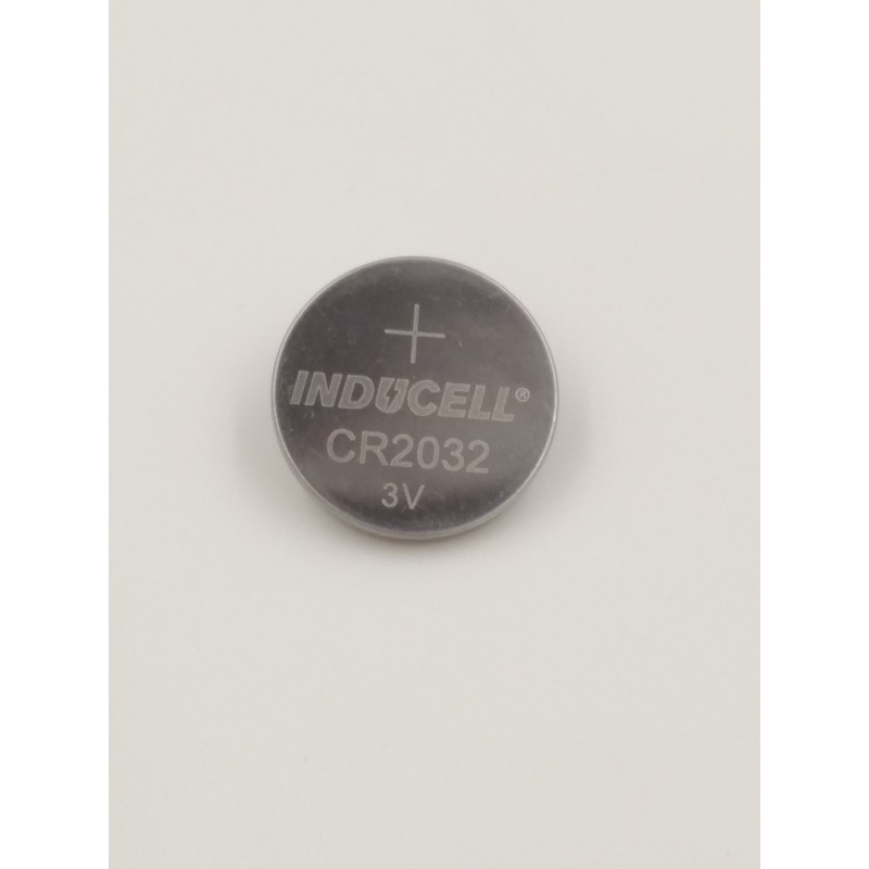 CR2032 INDUCELL (Pack de 10) - Piles bouton