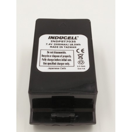 Batterie INDUCELL pour Psion. Type 7035